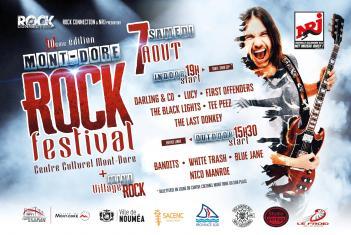 Le Mont-Dore Rock Festival