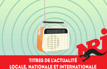 Le journal local, national et international