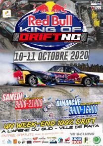 Red Bull King Of Drift NC 2020